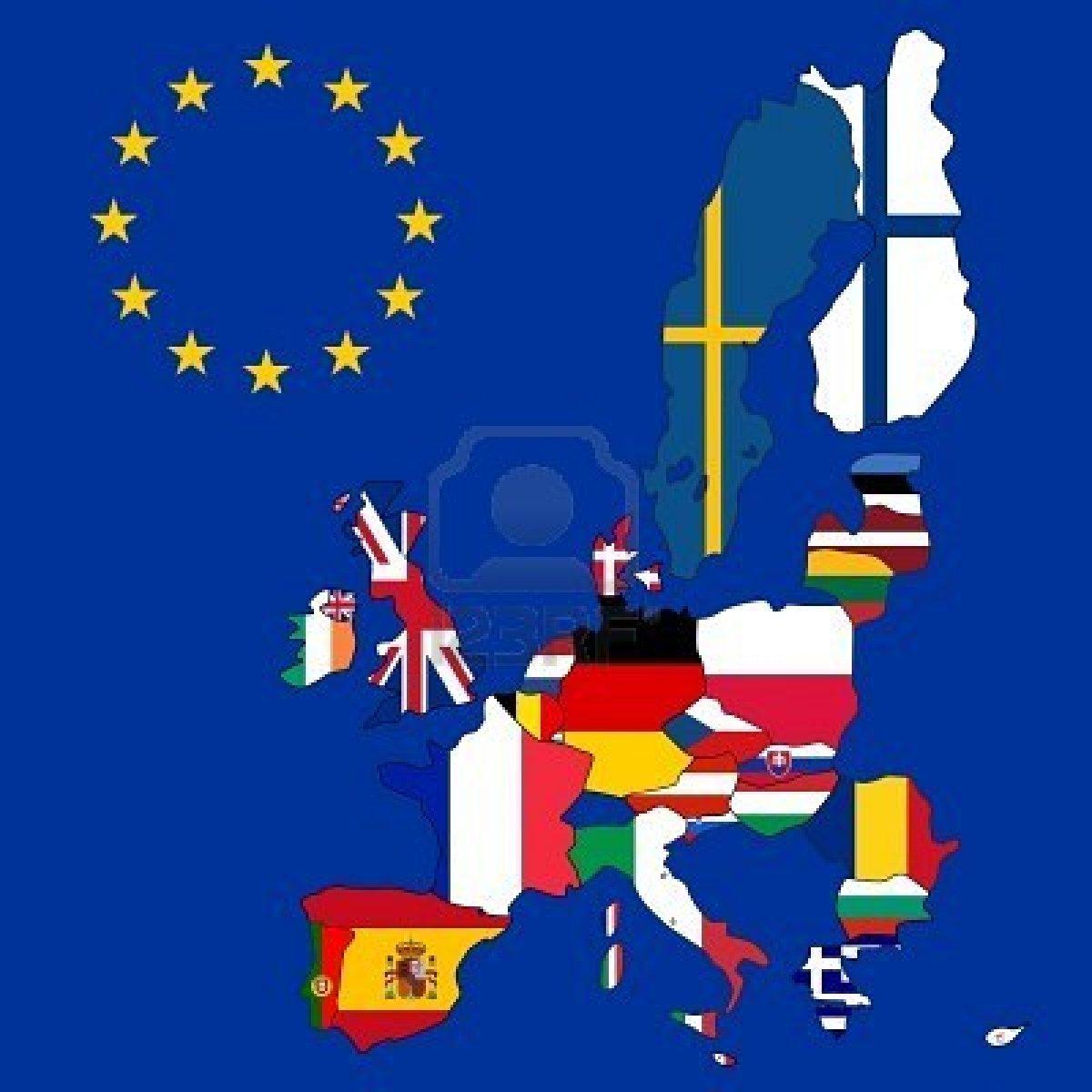 Resultado de imagen de FOTO UNION EUROPEA